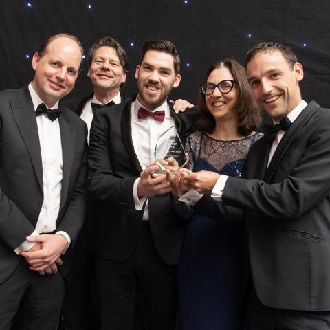 A&S Belgium has won the 2020 Patent Prosecution Firm of the Year award